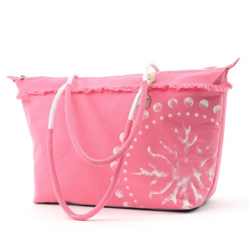 Sanddollar Beach Bag XXL 'Faded Coral Pink'