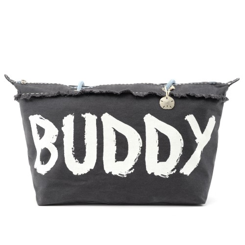 Sanddollar Beach Bag XXL 'Dive Buddy Dark Grey'