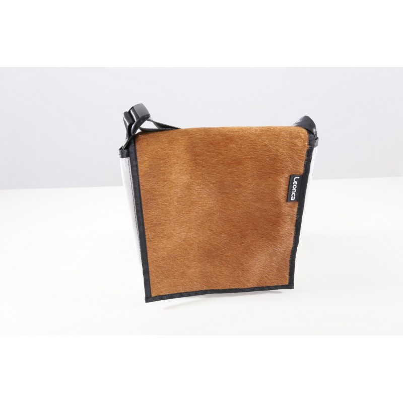 Leonca Kuhfell Tasche - Small