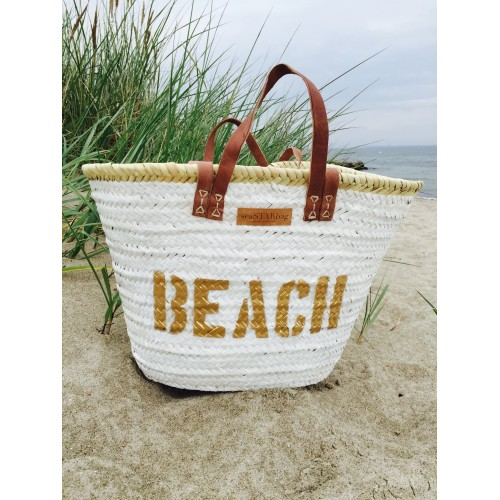 "seaSTARbag Korbtasche ""BEACH"""