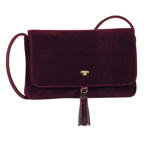 Tom Tailor Handtasche LUNA VELVET 24053