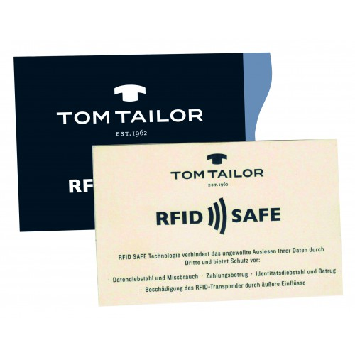Tom Tailor RFID- Safe Card