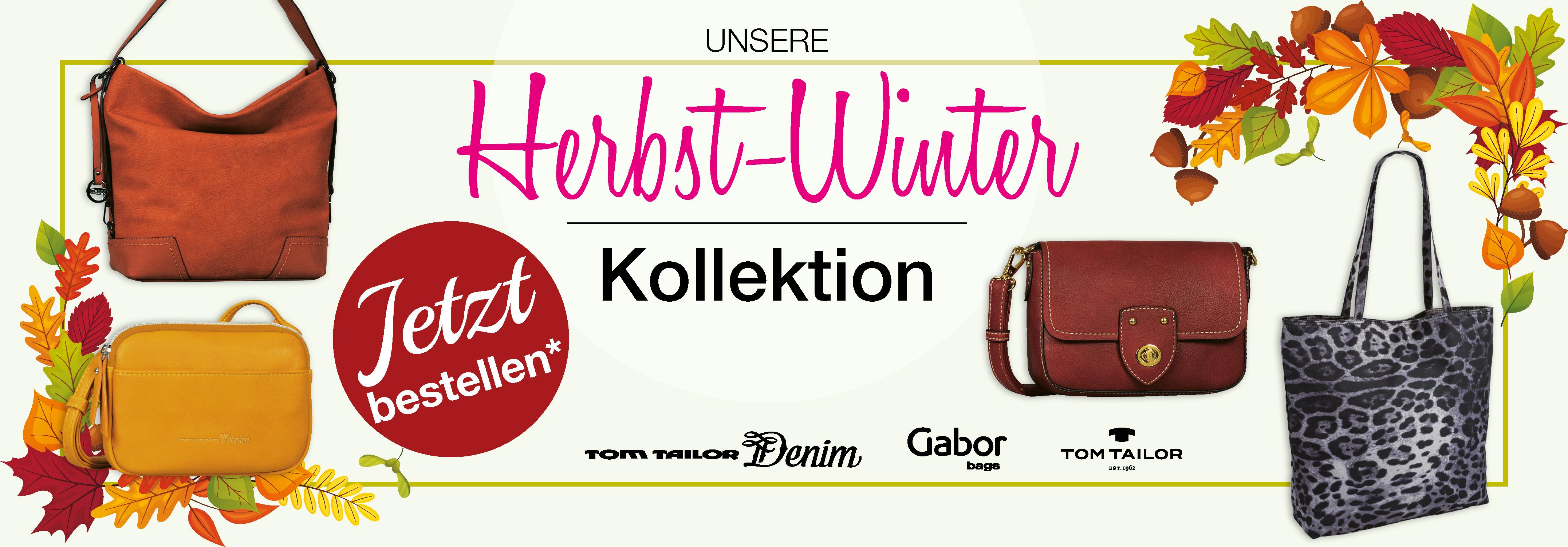 Herbst-Winter Kollektion