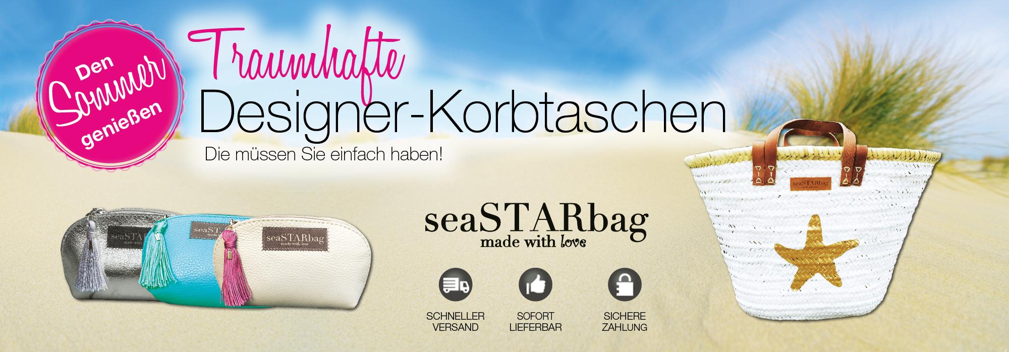 seaSTARbag Designer Taschen